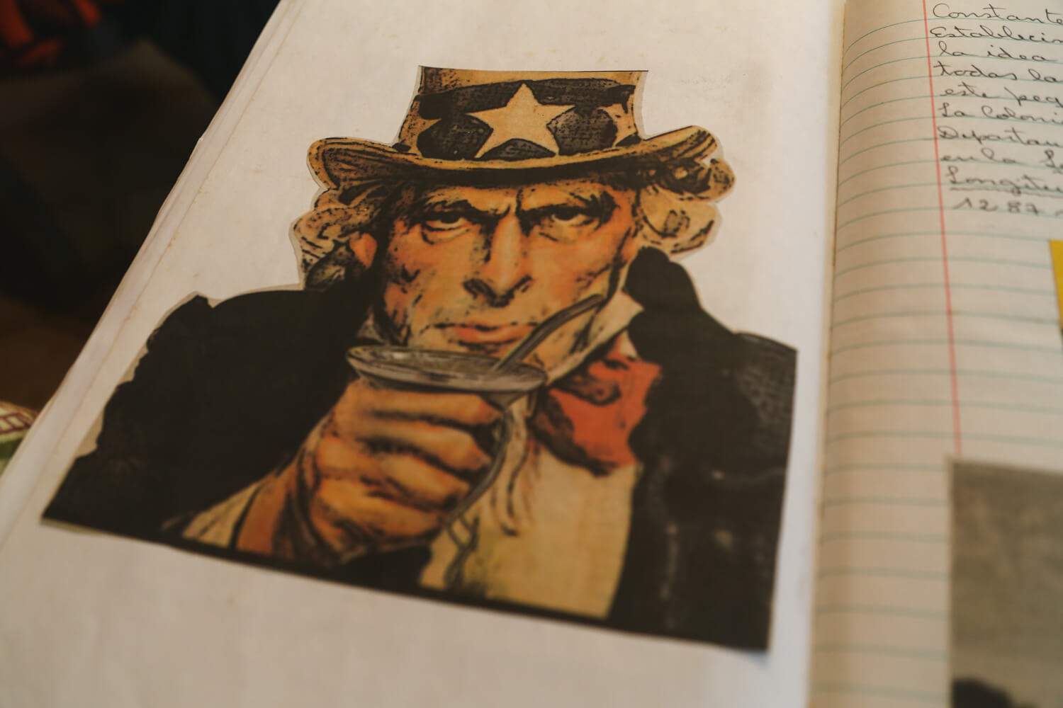 Uncle Sam wants you(r mate)!