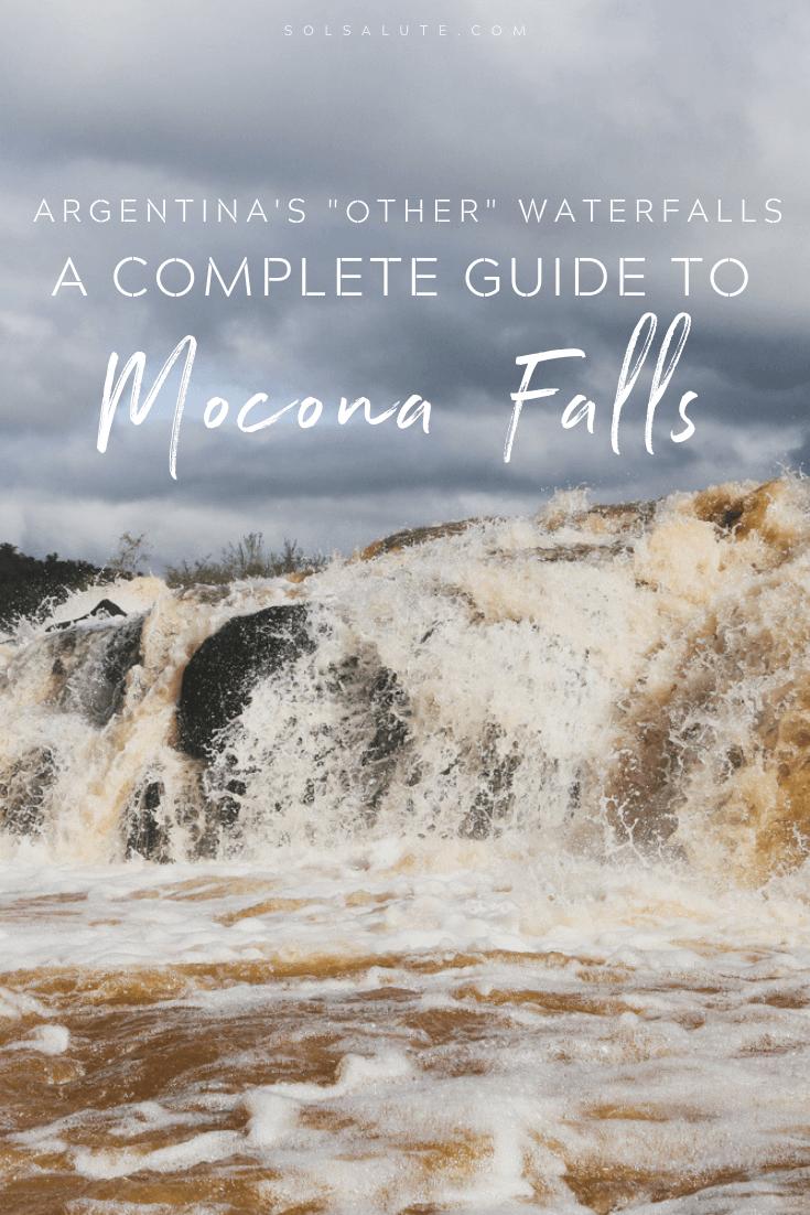 Complete Guide to the Mocona Falls Argentina, Los Saltos del Mocona Misiones, Mocona Falls tours, excursiones saltos del mocona, Mocona Falls accommodation in Misiones Argentina near Iguazu Falls