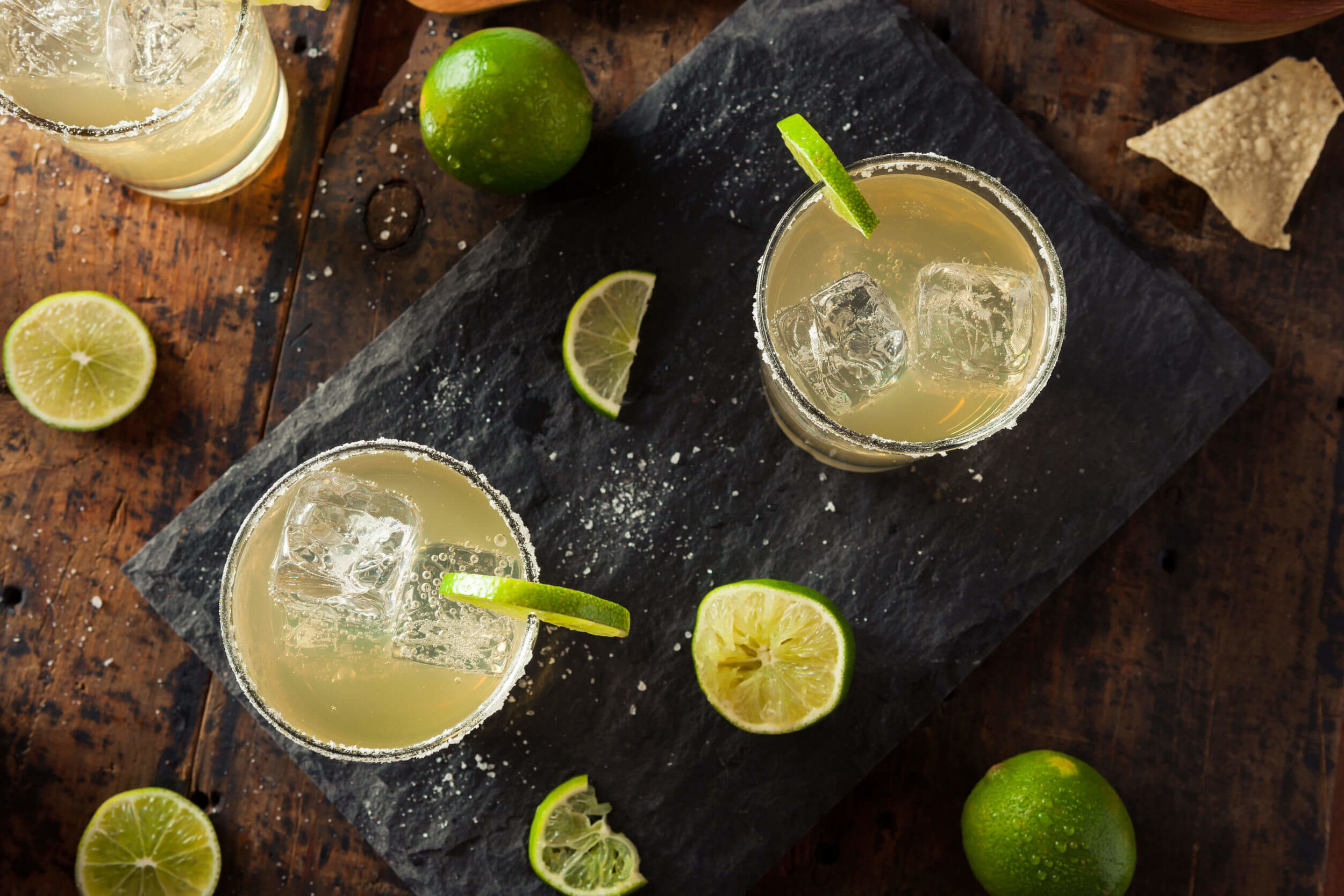 Maybe skip the rocks in your margarita | Source: Brent Hofacker © 123RF.com