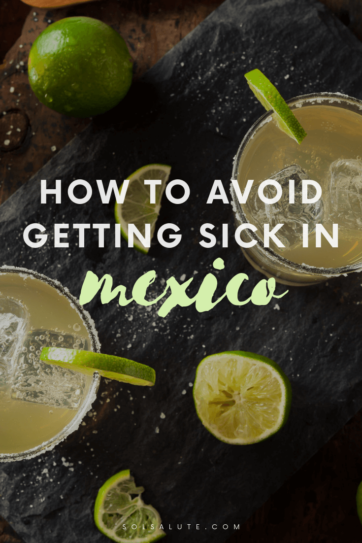 How to avoid getting sick in Mexico City | How to avoid getting sick abroad | Stay healthy abroad | How to stay healthy while traveling | How to not get sick in Mexico #Mexico #MexicoCity
