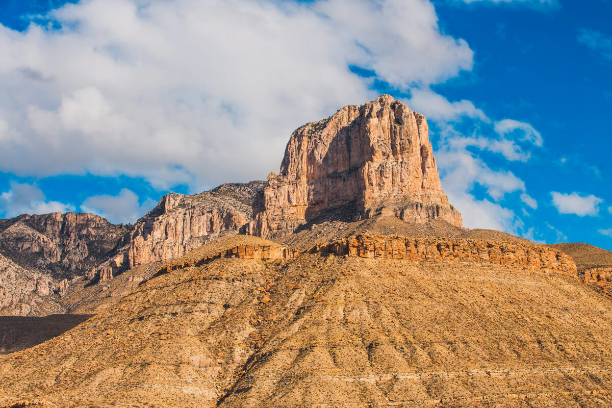The highest peak in Texas is in the Guadalupe Mountains National Park | Source: sellphoto1 © 123RF.com
