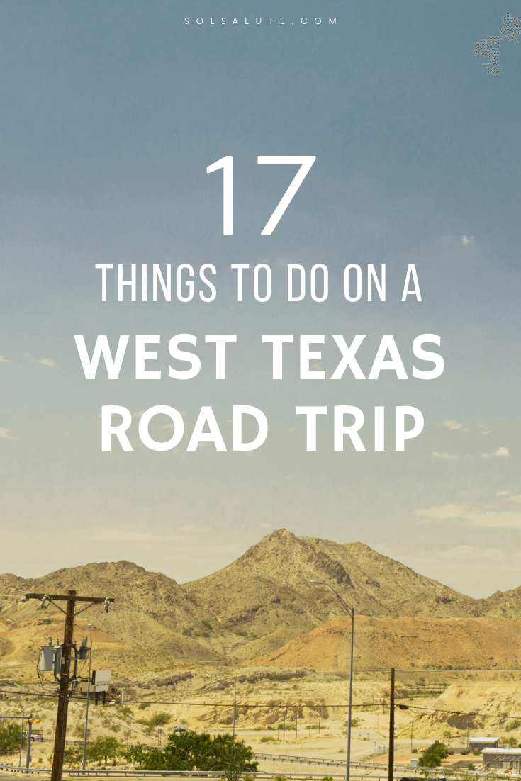 The 17 best things to do in West Texas to help you plan your West Texas Road Trip | What to do in West Texas | The best national parks in Texas, where to hike in Texas | Road trip in West Texas with the list of West Texas activities | Big Bend National Park, Guadalupe Mountains National Park | What to do near El Paso | Terlingua Ghost Town, Marfa prada and more on this list of West Texas highlights #WestTexas #Texas