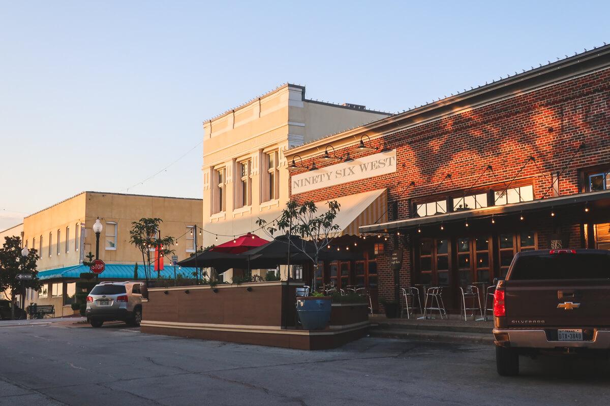 Where to eat in Brenham Texas