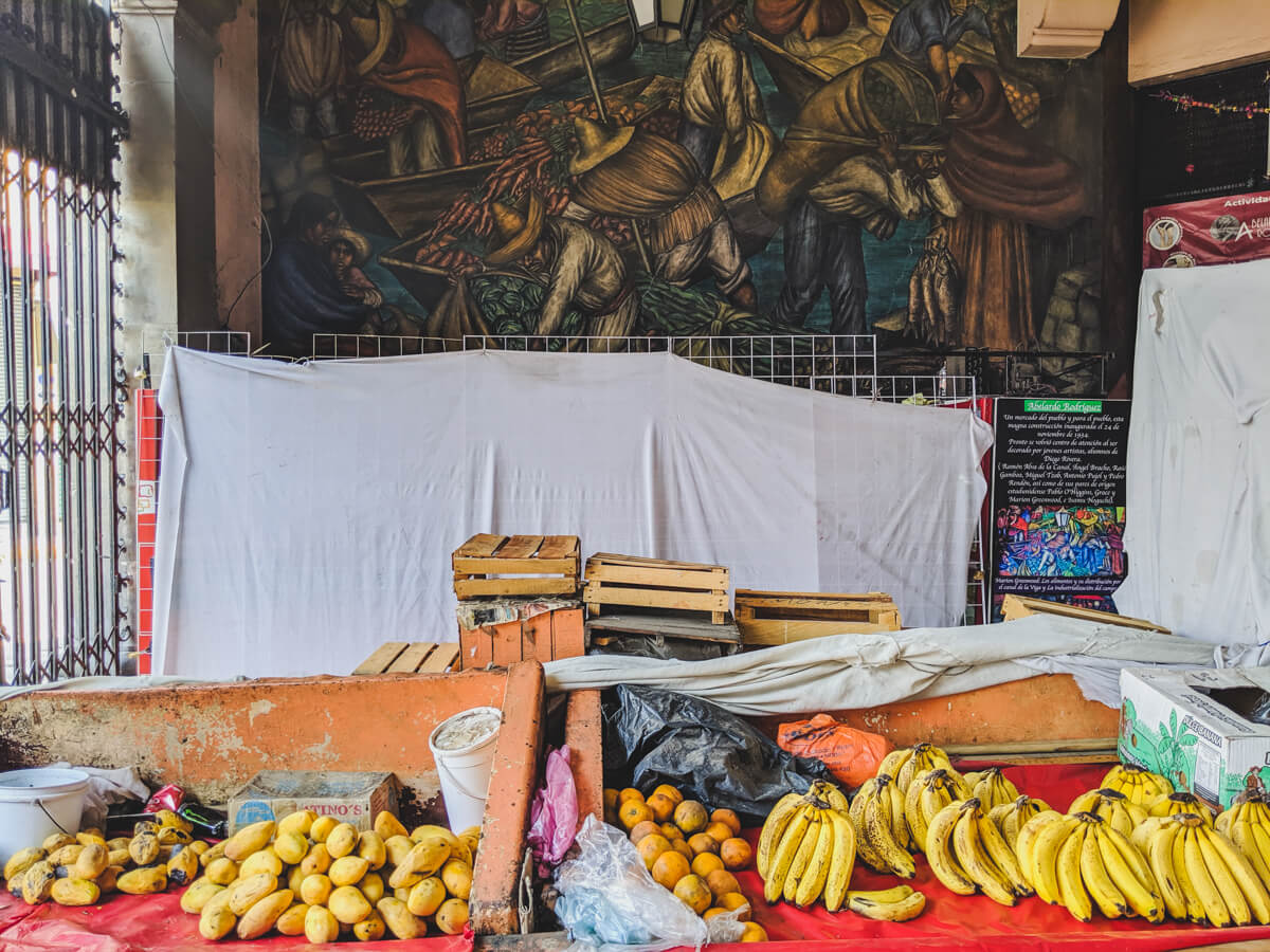 A Mexico City Market Tour - In July 2019 I worked with Bondabu to promote their tour of La Merced Market. I delivered a post dedicated to our experience including high quality photography.