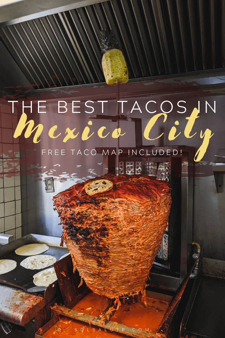 A list of the absolute best tacos in Mexico City | Where to eat in Mexico City | Mexico City tacos | The best taquerias in Mexico City | Best tacos in Condesa and Roma | Best tacos in downtown Mexico City | The best tacos al pastor in Mexico City | What to eat in Mexico City | CDMX Tacos | Best tacos in CDMX | What to eat in Mexico City #MexicoCity #Tacos #Mexico #MexicoTravel