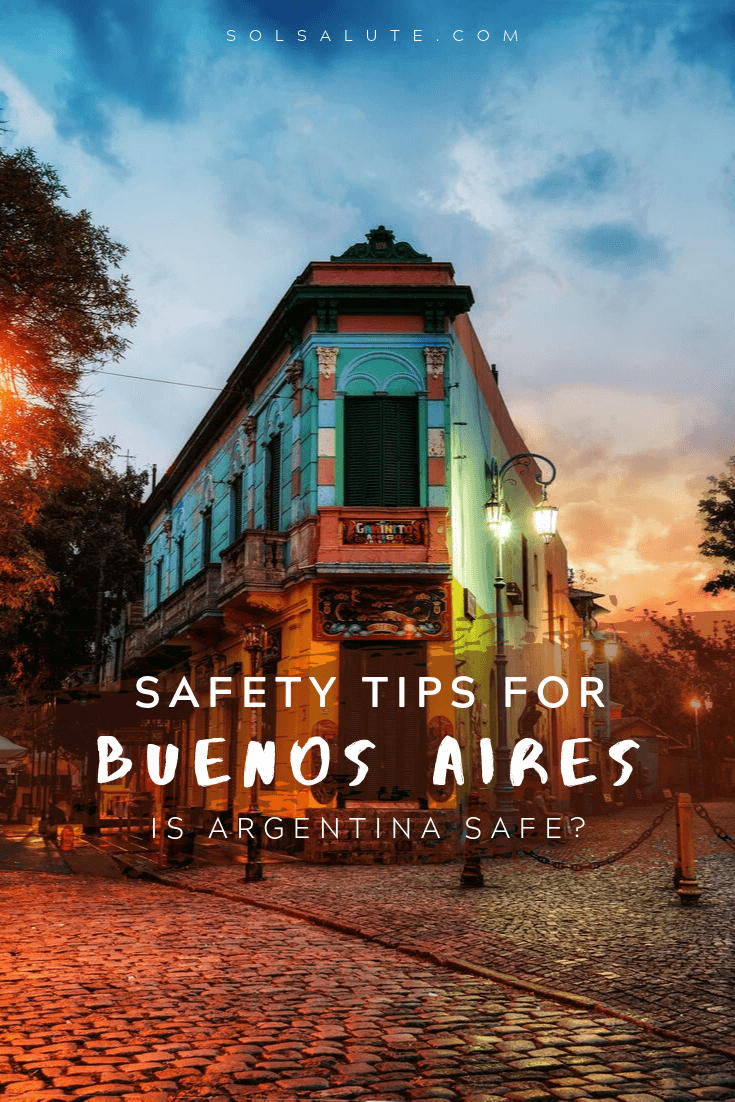 Is Buenos Aires safe? Buenos Aires safety tips and advice | Safety Buenos Aires Argentina | Is Argentina Safe? | Argentina safety advice | Safety Argentina tips | Buenos Aires Scams in Argentina | pick pocketing and thieves in Buenos Aires | Are taxis safe in Buenos Aires | How to stay safe in Buenos Aires #BuenosAires #Argentina