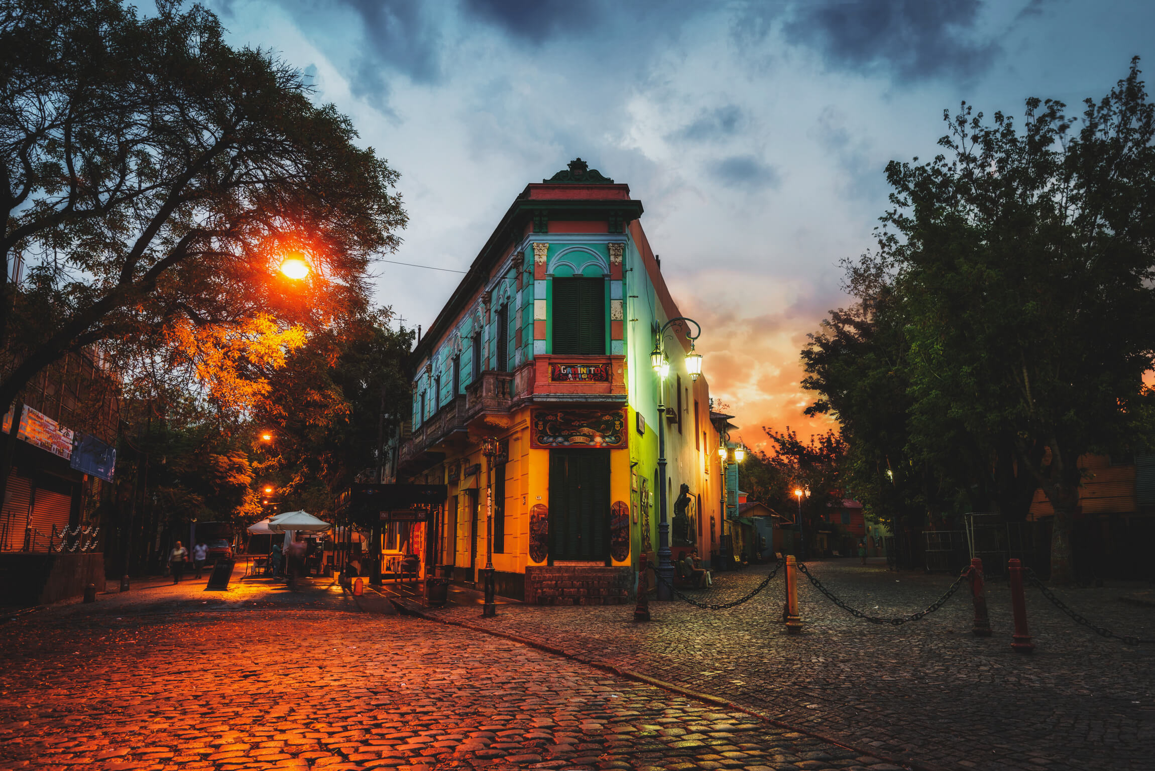 Is Buenos Aires safe for tourists? | Source: Lukas Biscoff © 123RF.com
