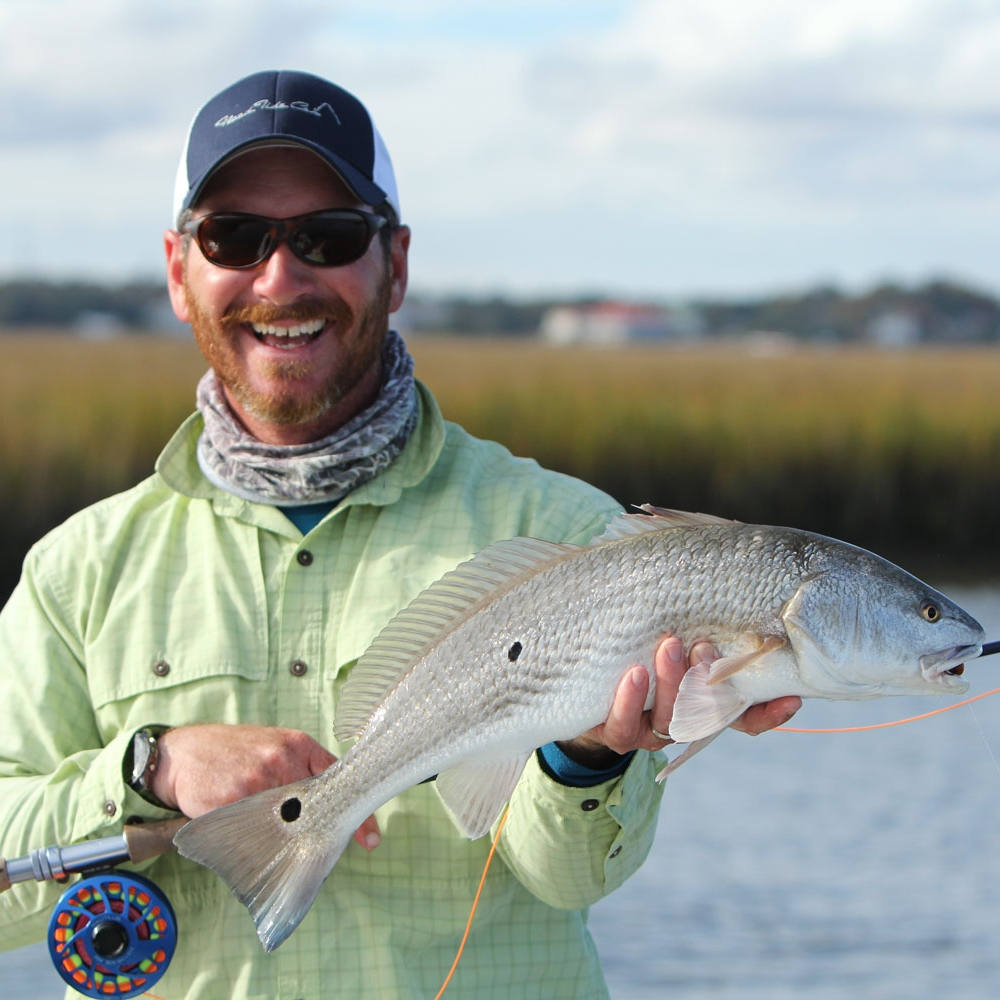 SETH VERNON - Dedicated SportsmanCaptain Seth can best be described as a passionate sportsman who has never met a stranger, and loves to share his knowledge. Quick with a laugh & professional on the water, you'll be pressed to find a harder working guide or with a more infectious enthusiasm for angling.captainsethvernon.com