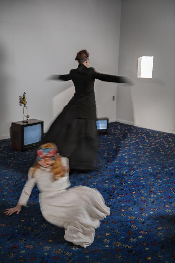 The Strange Governess (Dervish 1)