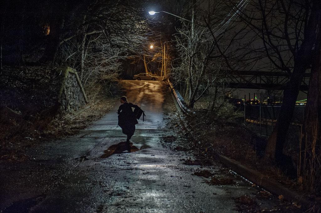 The Night Bridge
