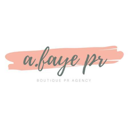 a.faye pr logo