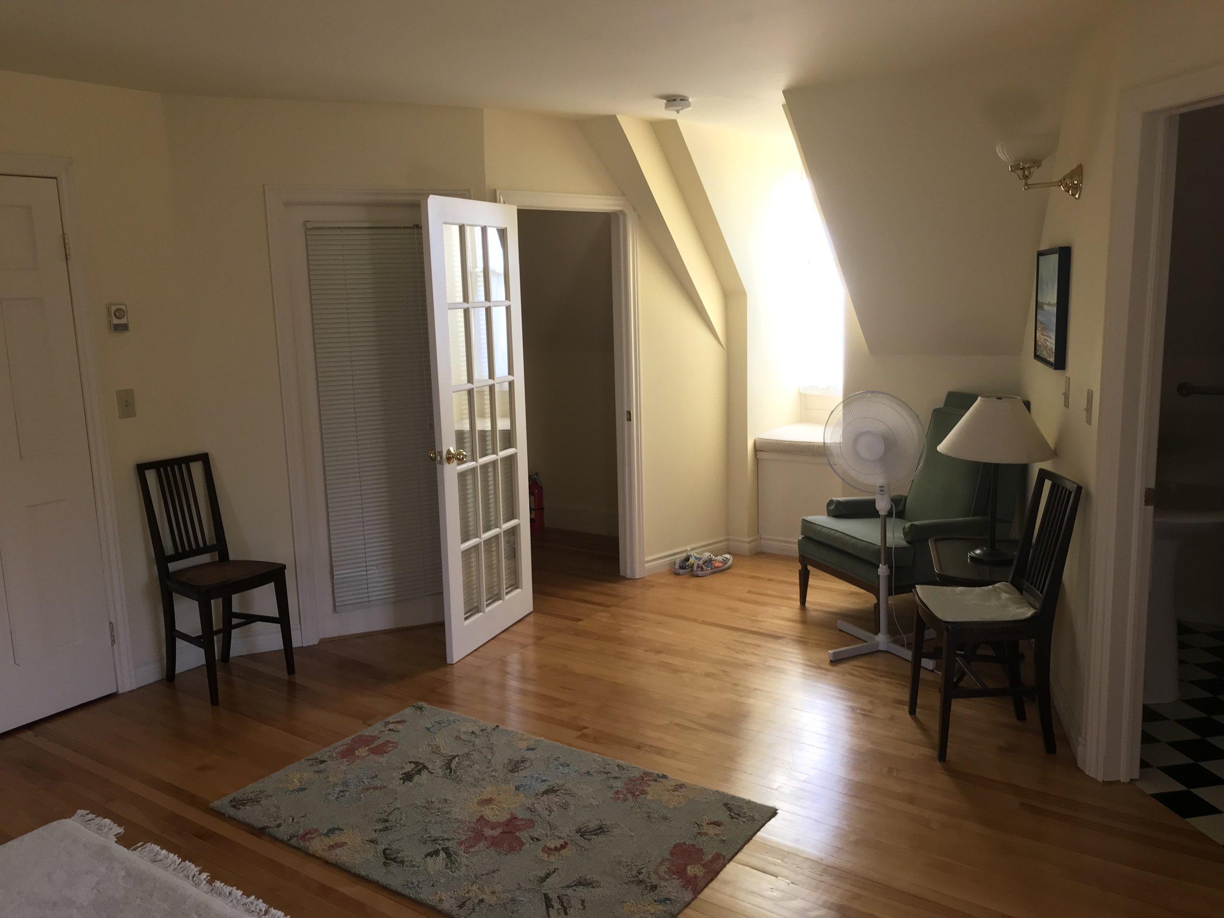 Doorway to Stairs