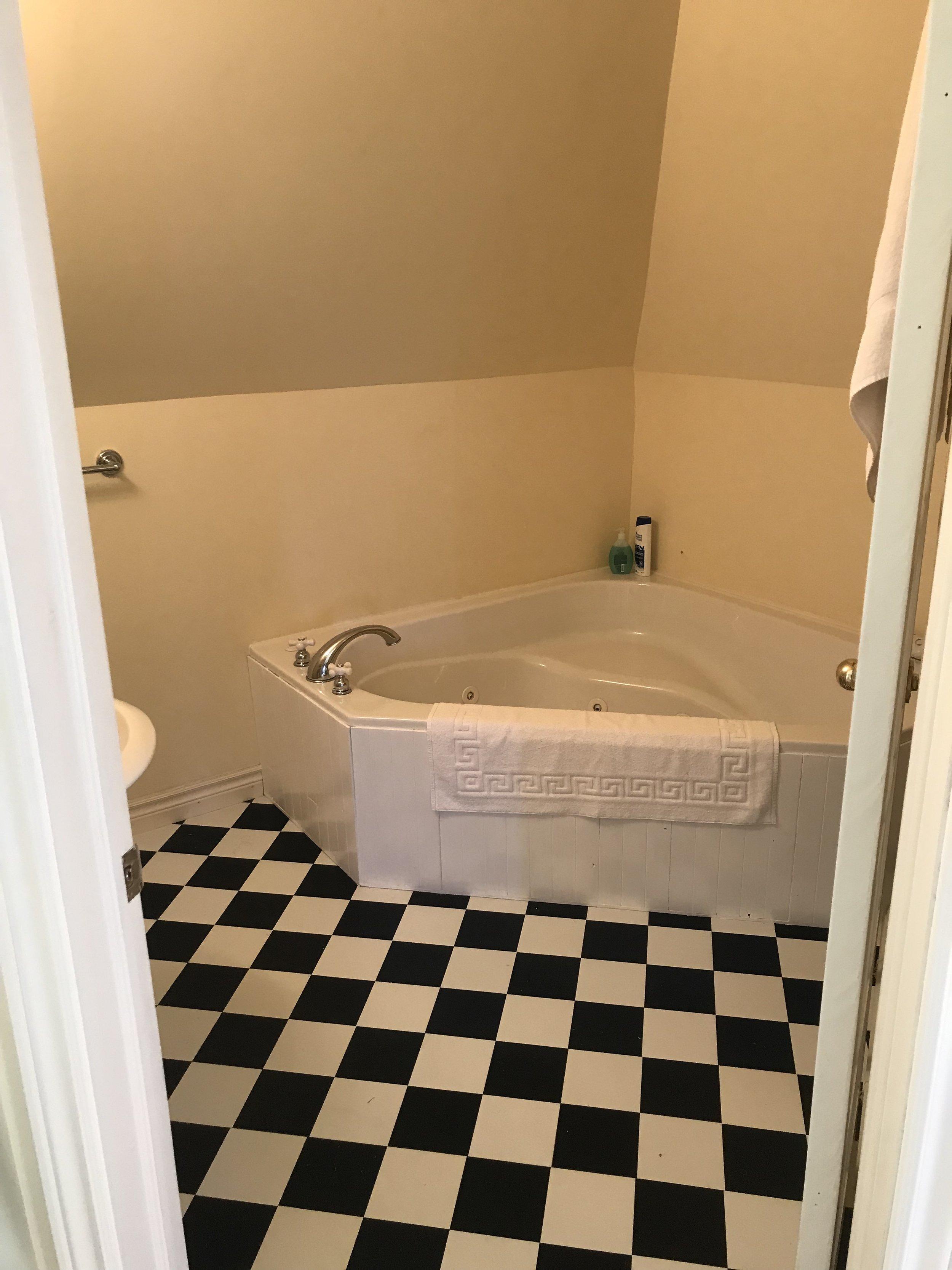 My Jacuzzi tub