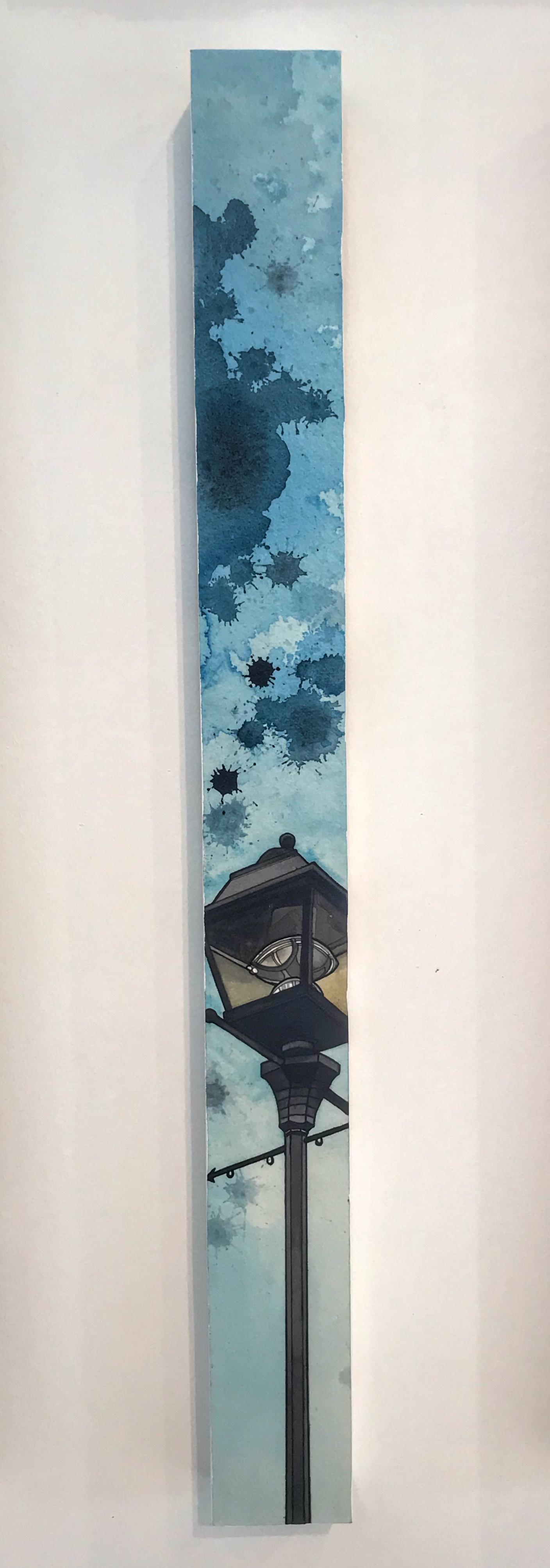 Water Street Lamp #2   3x30