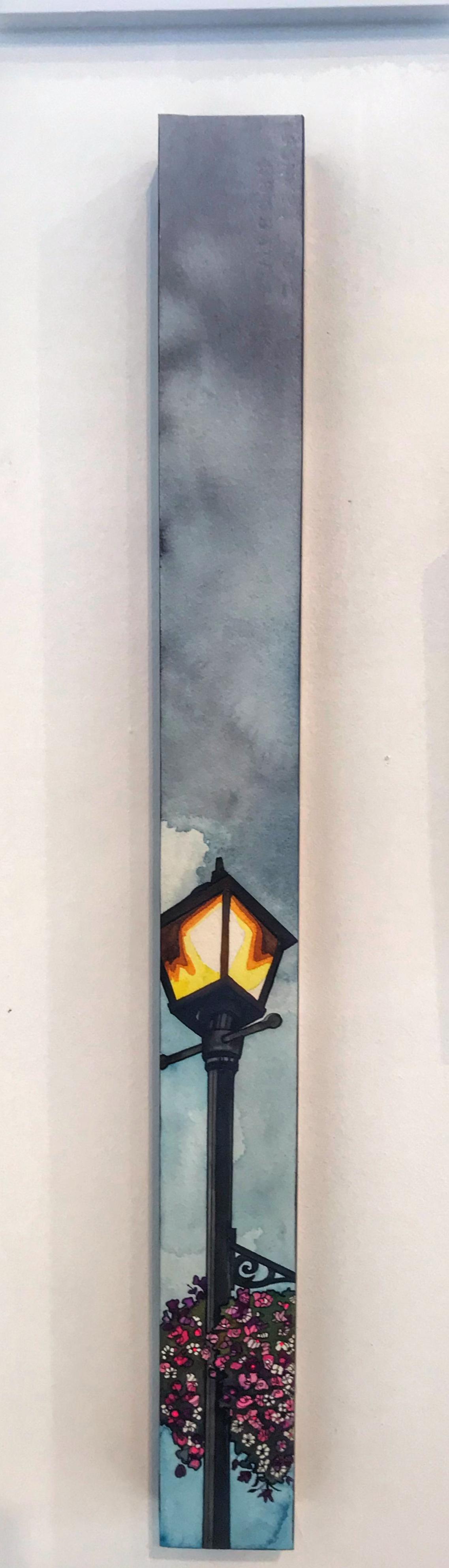 Water Street Lamp    3x30