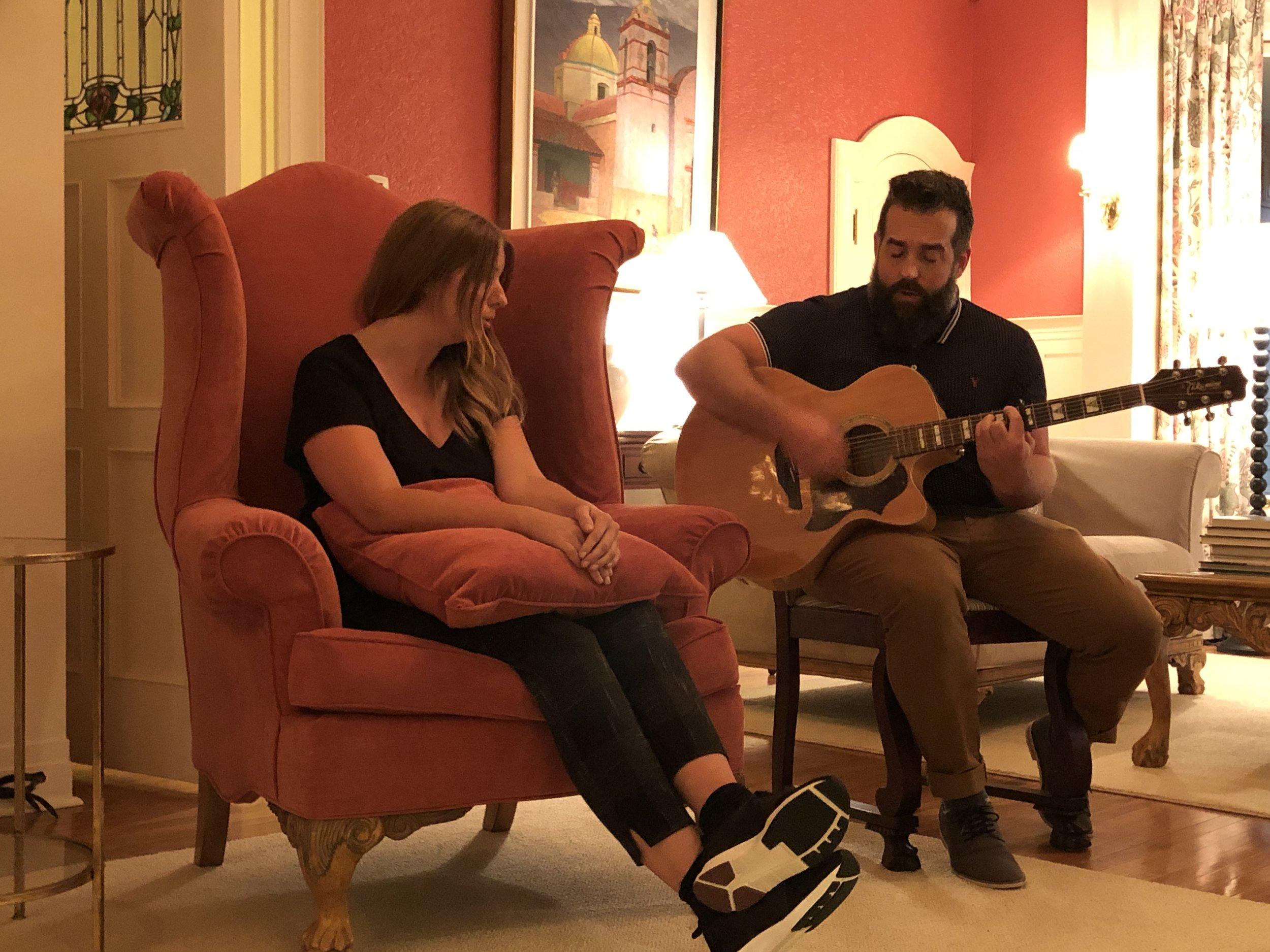 Music after Dinner...
