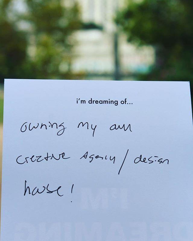 #imdreamingof #designer