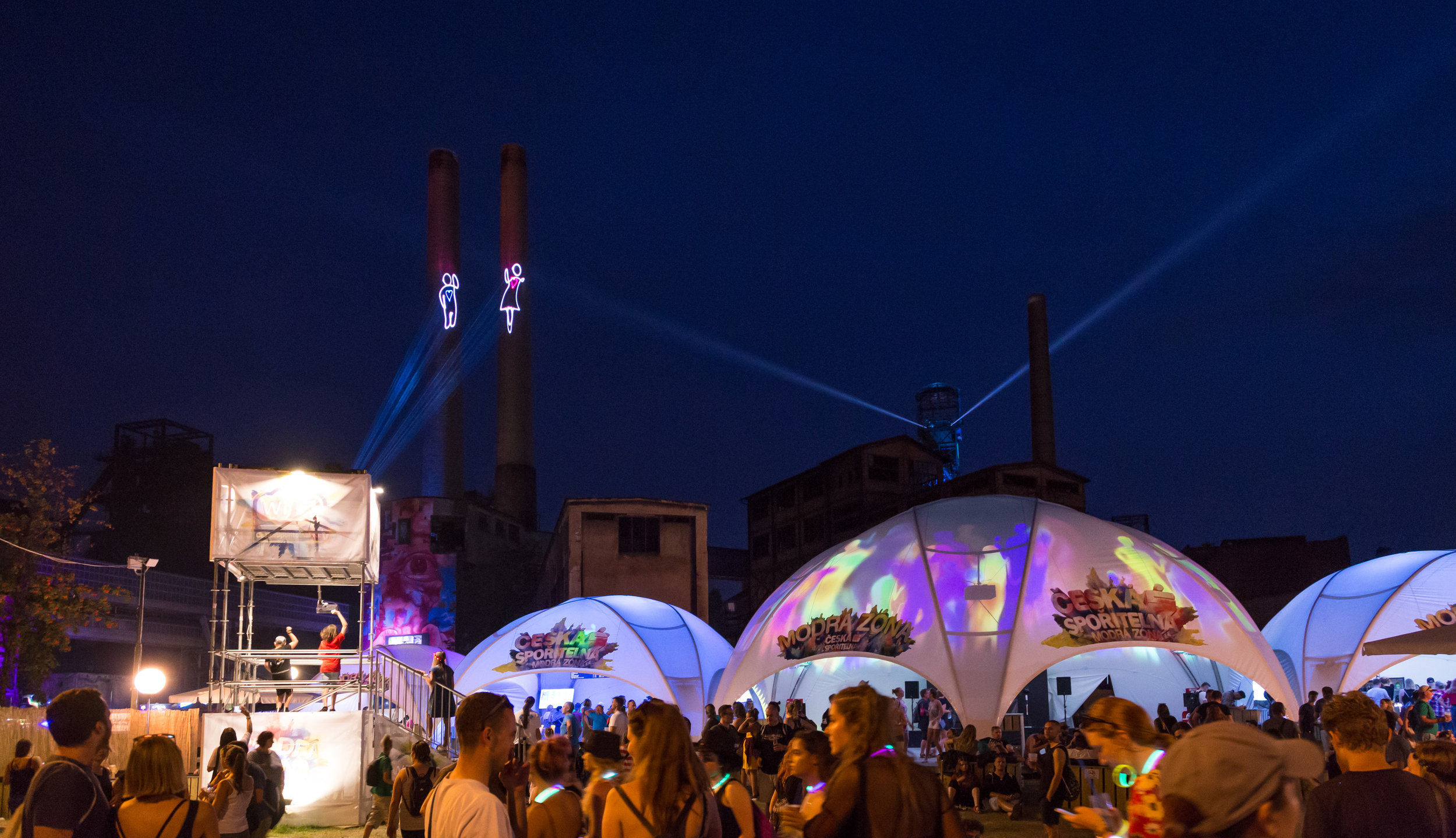festival activations -