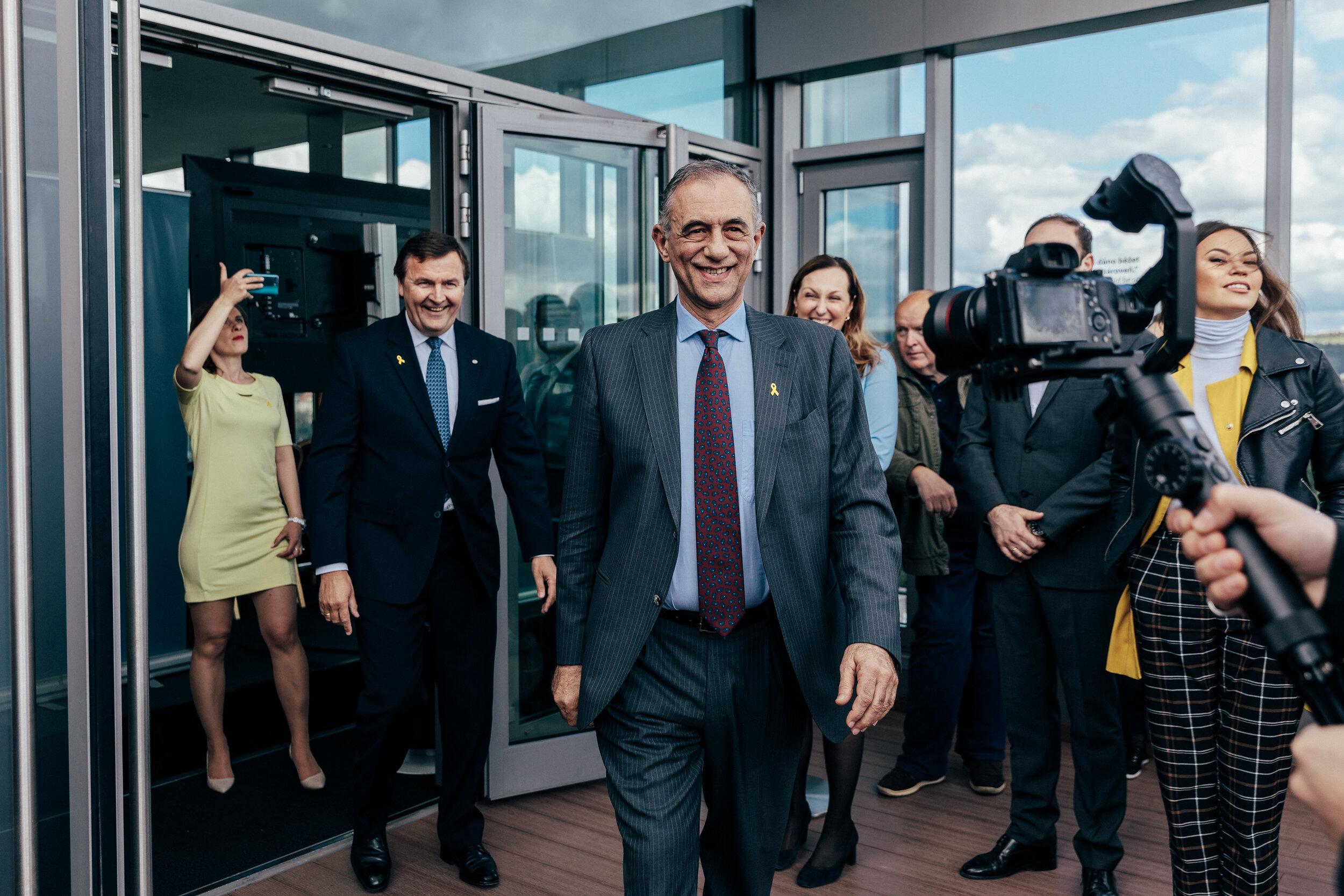 2019  Hotel Hilton, Prague  80 guests