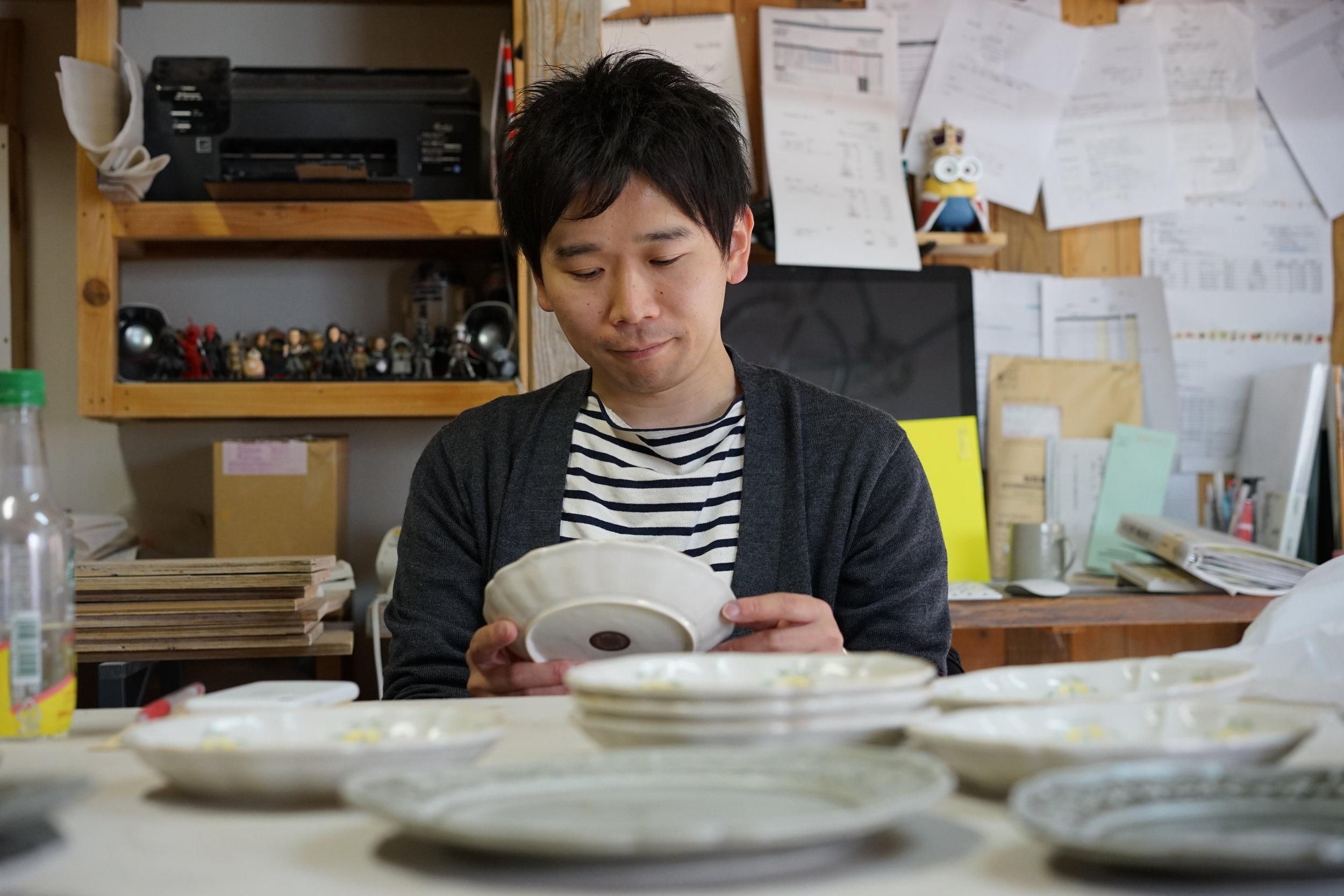 Shintaro Abe-san