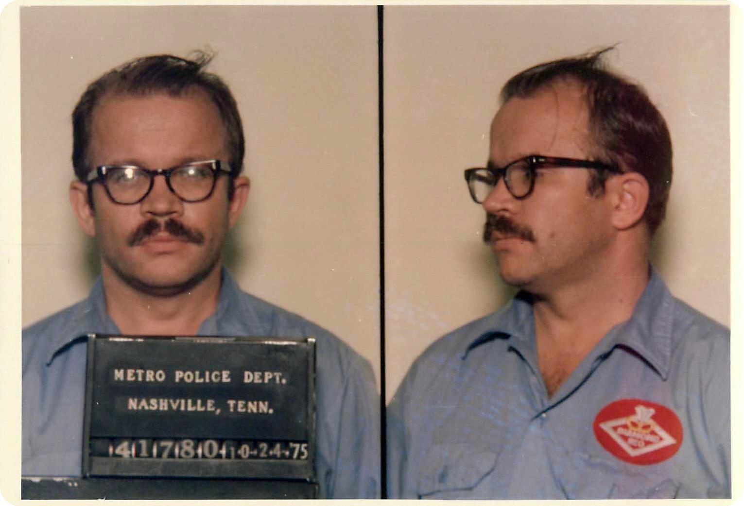 Darrel Steinback mugshot