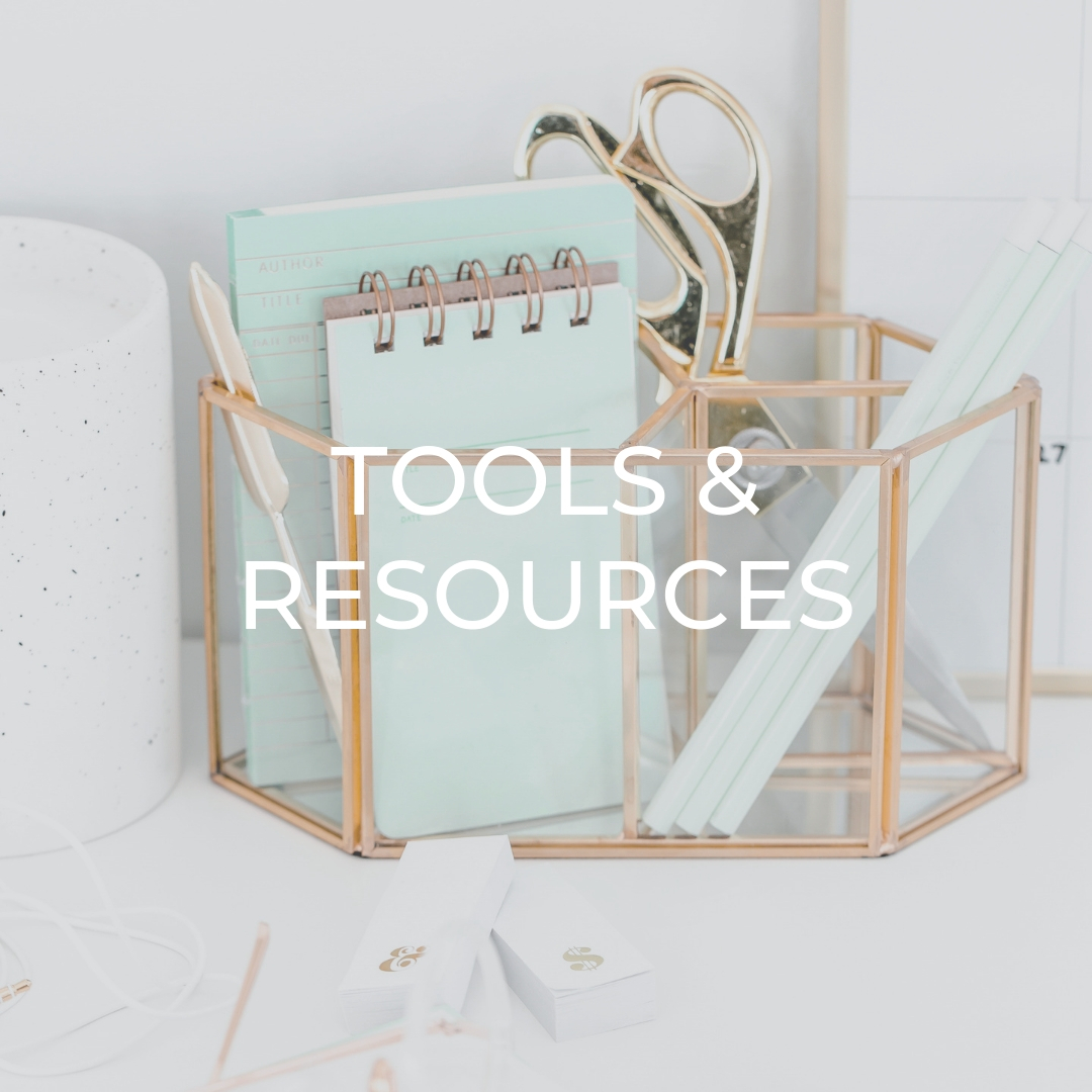 Tools & Resources   Directly Jen