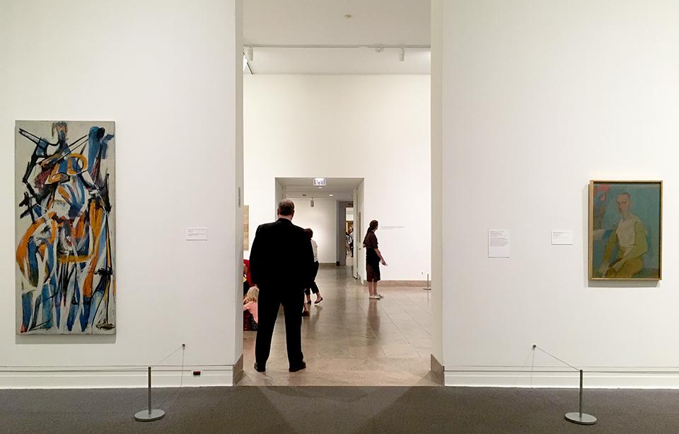 Jack Tworkov, Metropolitan Museum of Art, Athene, Muriel Kallis Steinberg Newman, Chicago, abstract expressionism