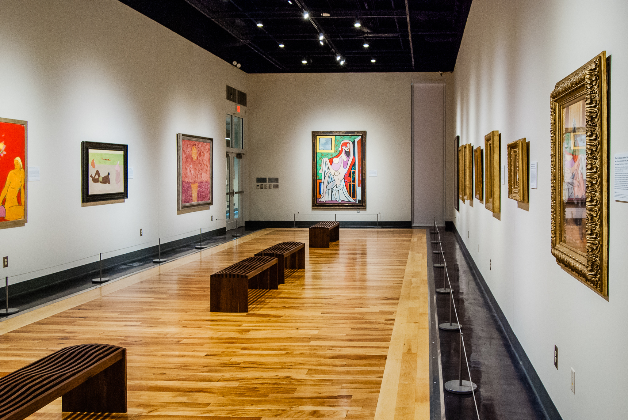 """Gallery installation image from """"Portraits, Landscapes and Still Lifes"""""""