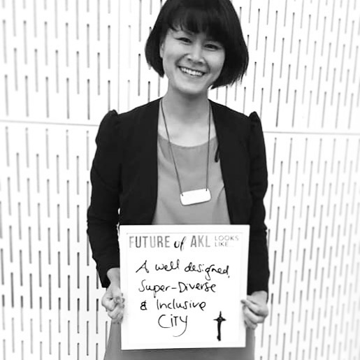 "#FutureofAKL looks like... it will be ""A well designed super-diverse & inclusive city"" - Jade Tang-Taylor @jadett123, Deputy Chair of @aklcouncil_epap (EPAP Term 3) & Project Catalyst  of 'The Future of Auckland' creative storytelling campaign & EPAP microsite... From Malaysia 🇲🇾"