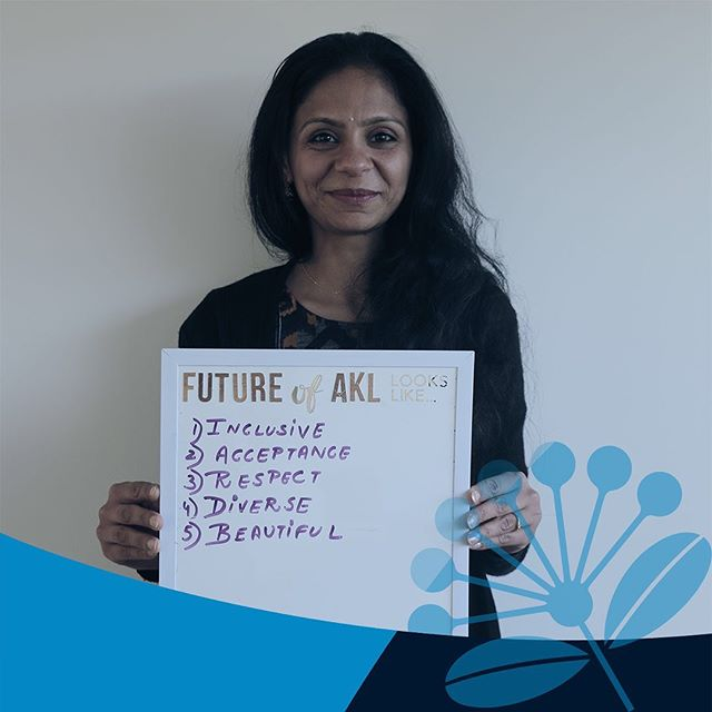 #FutureofAKL looks like... 1) Inclusive 2) Acceptance 3) Respect 4) Diverse 5) Beautiful - Sonia Mehta from India 🇮🇳