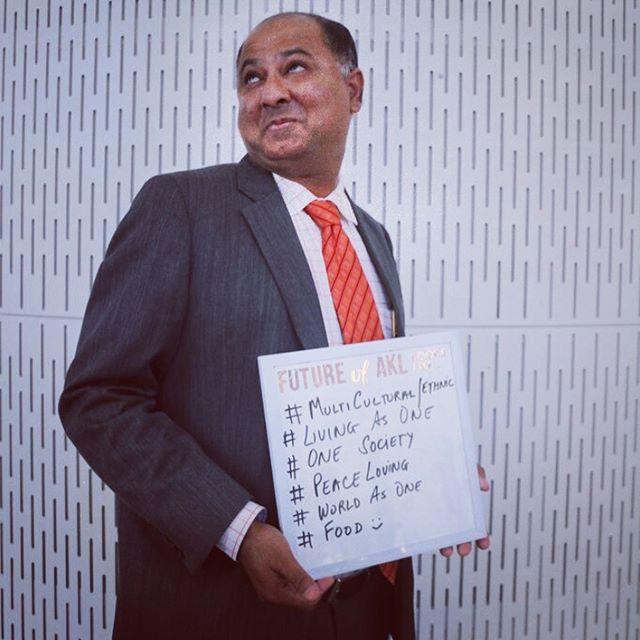 Sunil Kaushal, Chair #EPAP #FutureofAKL