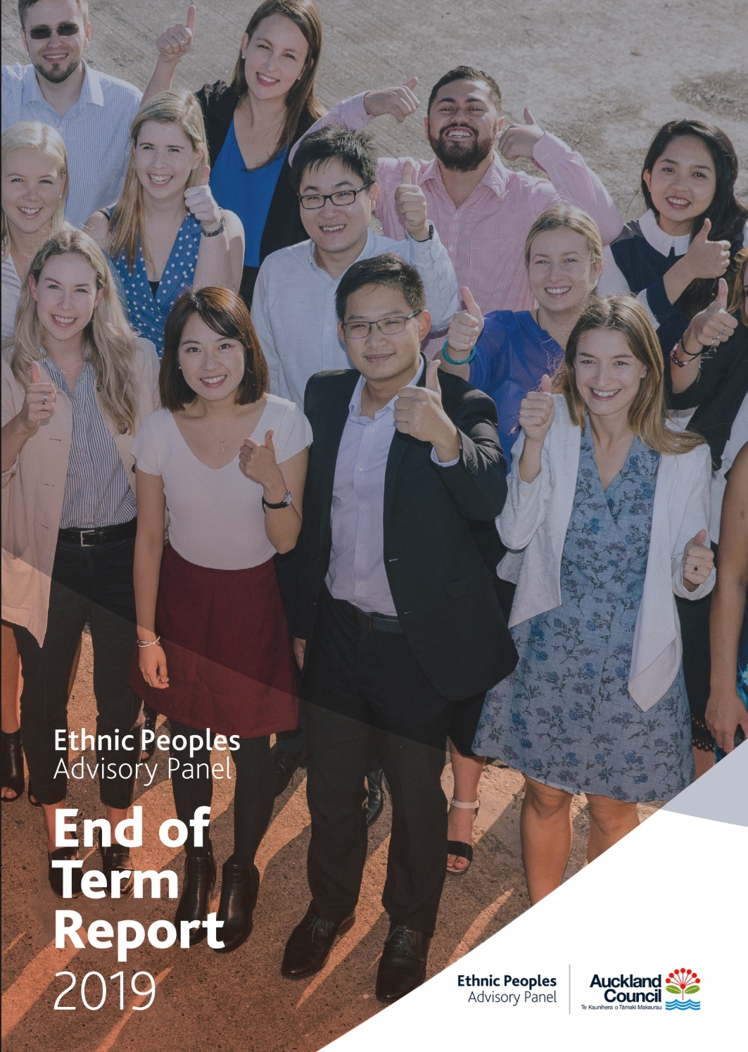 End of Term Report - Ethnic People's Advisory PanelEnd of Term Report 2019