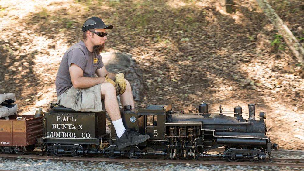 Peter's Willamette engine