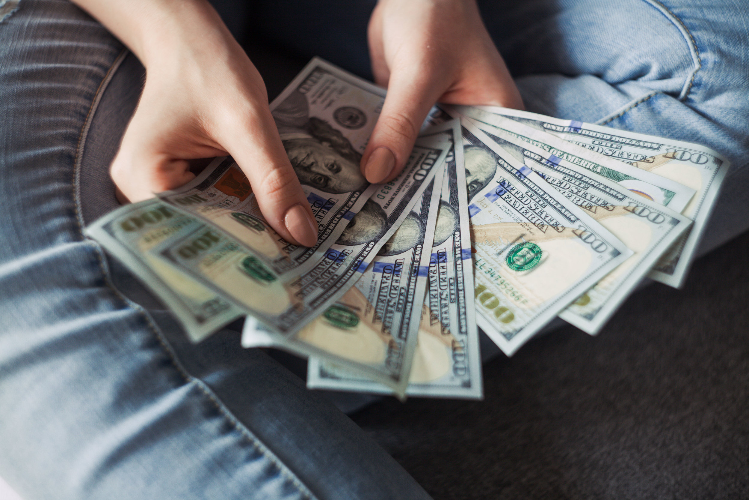 Change your relationship with money
