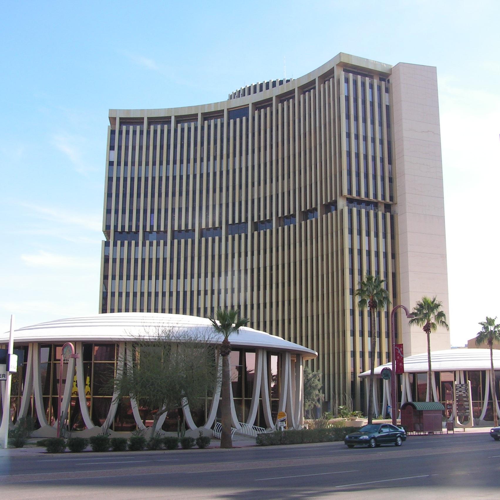 Phoenix Financial Center - Phoenix, AZ1964; 1970