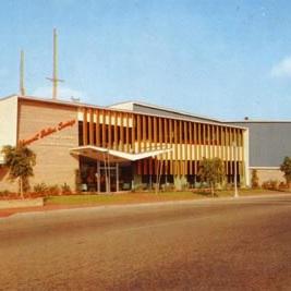 Newport Balboa Savings - Newport Beach, CA1954; 1960