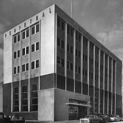 Perpetual Building Association - Silver Spring, MD1958