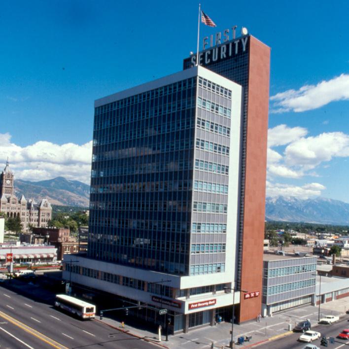 First Security Bank - Salt Lake City, UT1955