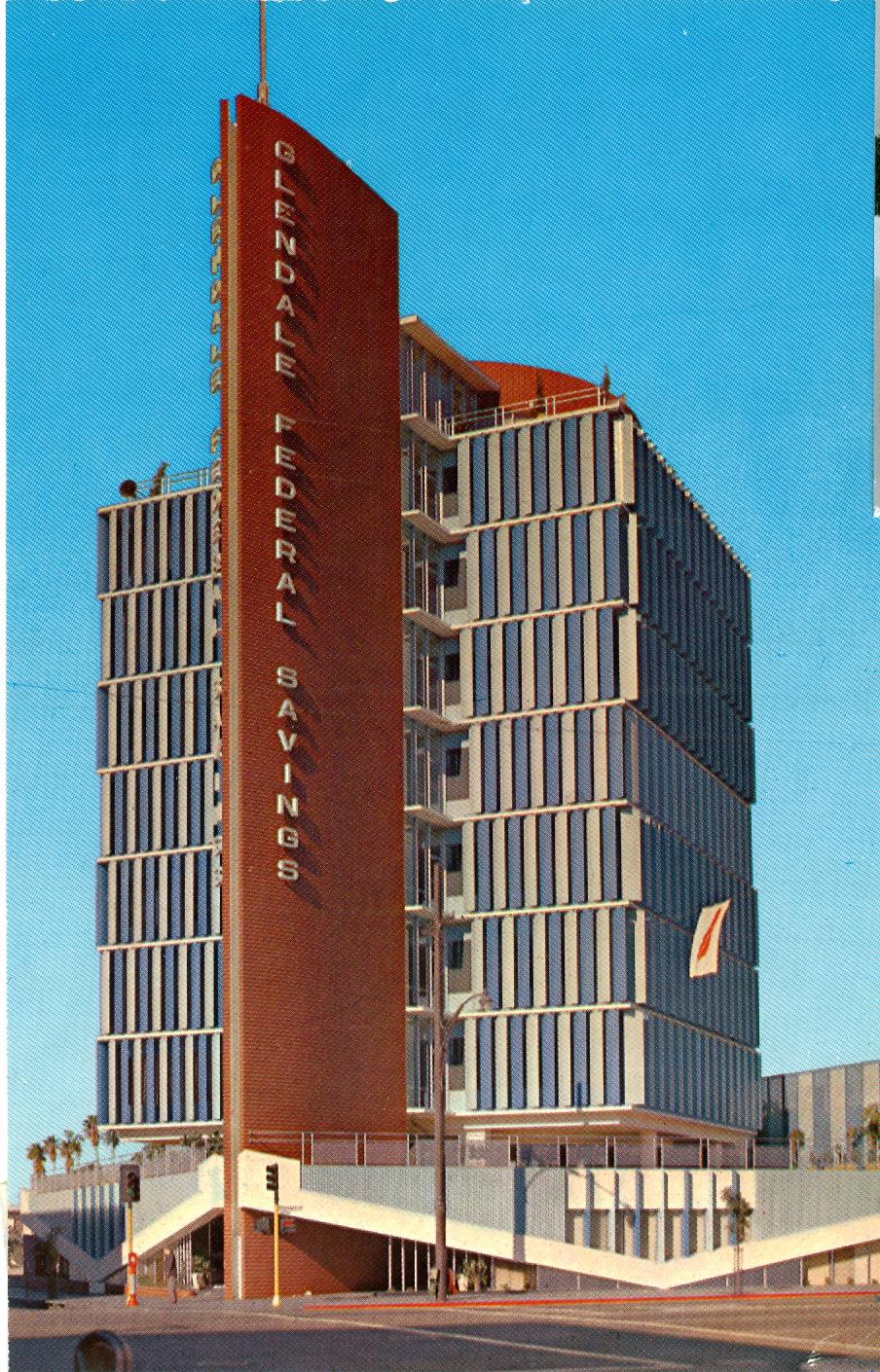 Exterior view c. 1960.