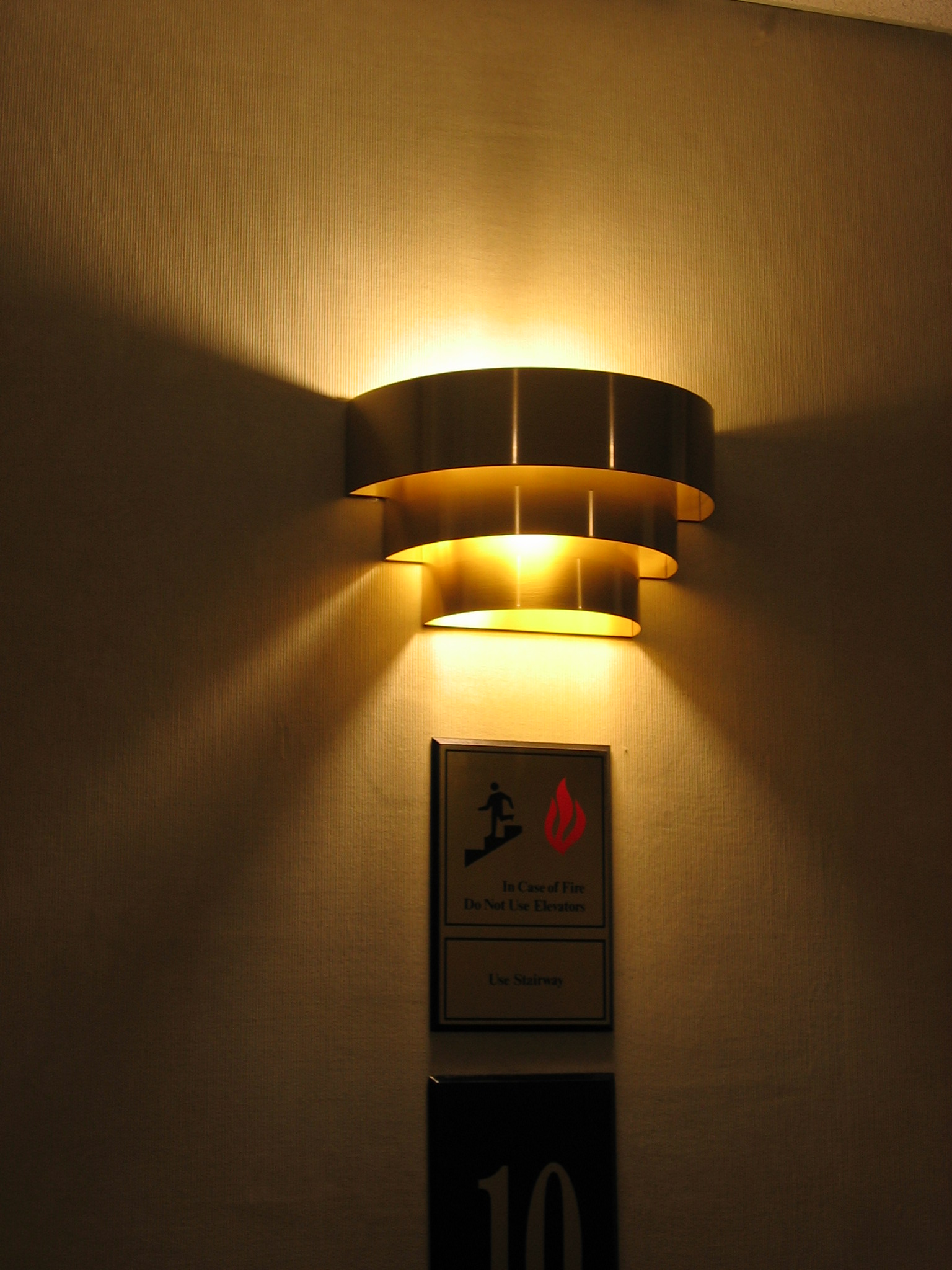 light fixture by elevator.JPG