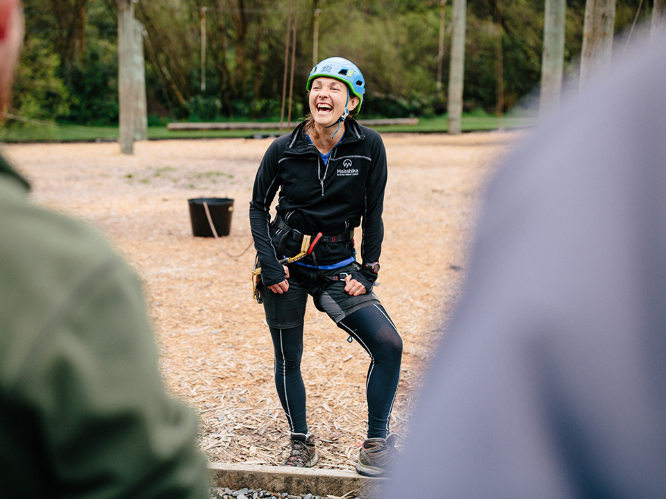 Instructors - Our instructors hold qualifications ranging from recreation, teaching and sport. Each has skills in outdoor education, first aid, risk management and group facilitation, making them experts in their field.