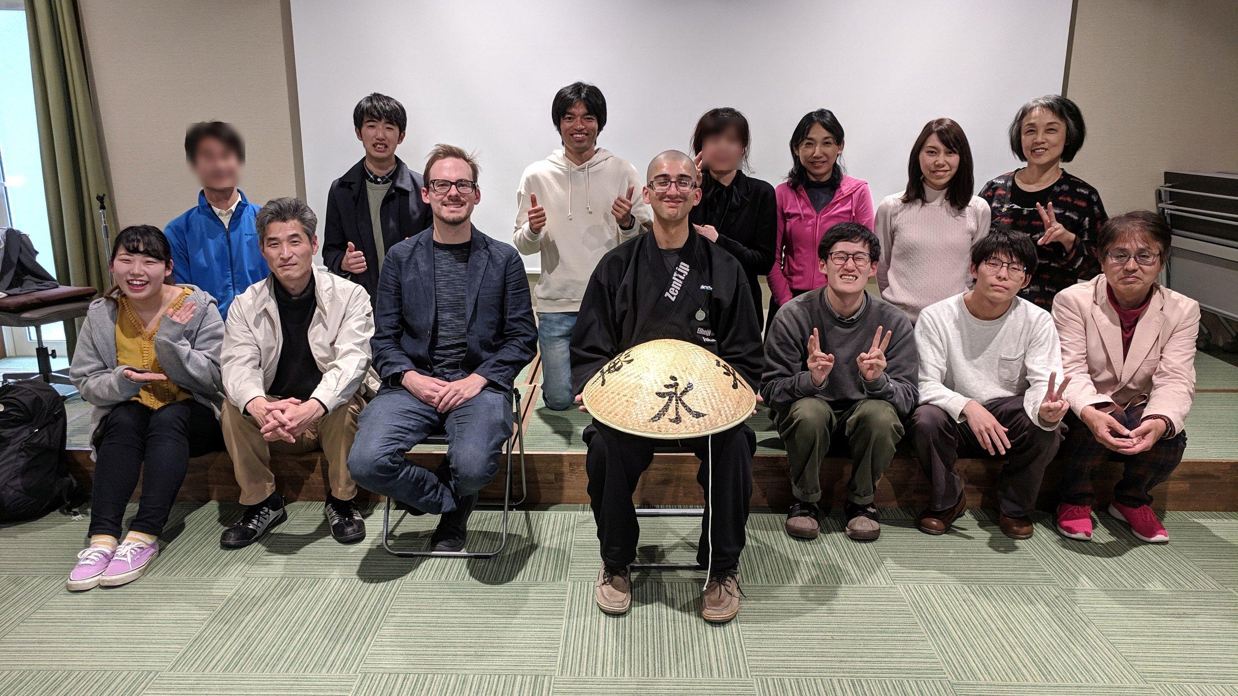 当日の参加者 / Participants
