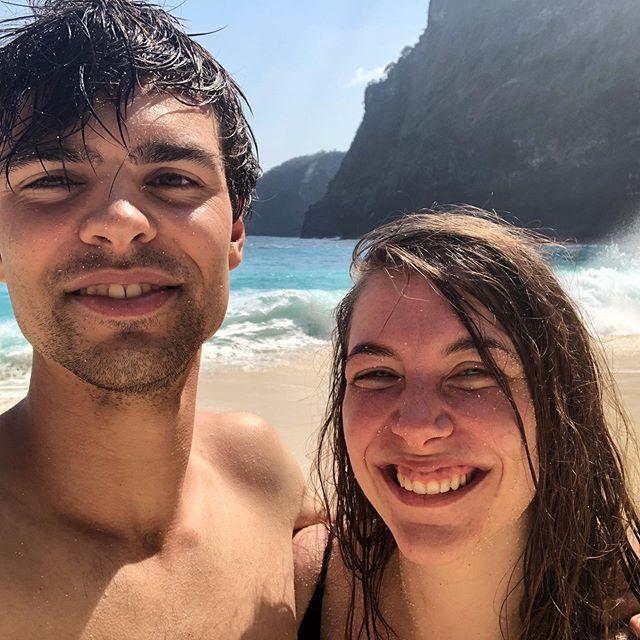 Met m'n beach babe 😍🏝