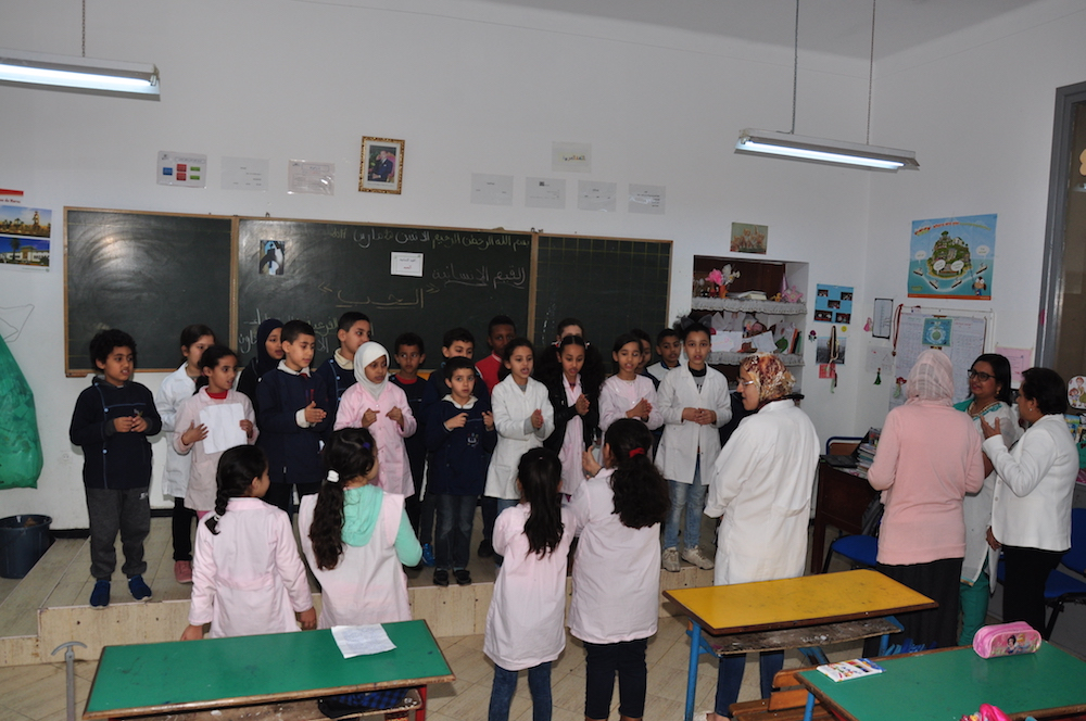 Day 2: Classroom Assessment – Children Singing
