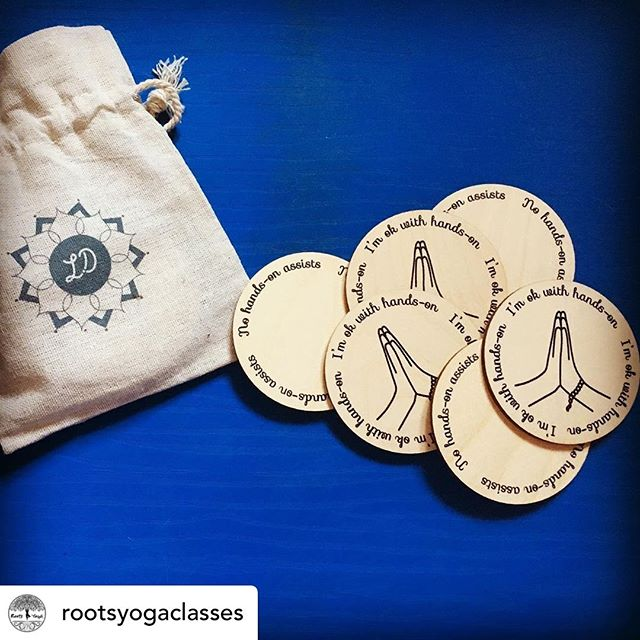 Thank you Isobel for the review of Yoga Consent Tokens. ⠀ You can order your set by going to www.yogaconsenttokens.co.uk ⠀ Posted @withrepost • @rootsyogaclasses Wonderfully beautiful consent cards from @laurendawsonyoga they are stunning and would I would recommend them to all teachers. It can be very difficult for some students to say if they want hands on adjustments or not. With these cards, we let the student take control of their own body and practice and give them the freedom of choice they deserve. #yogaadjustments #yogaadjustmentsdoneright #yoga #yogaconsentcards #yogaconsentchips #ecofriendly #uk #respect #handsonadjustments #yogaclasses #freedom #independence #students #yogaconsenttokens #ukyogastudio #yogateacherlondon #londonyogateacher #londonyogastudio