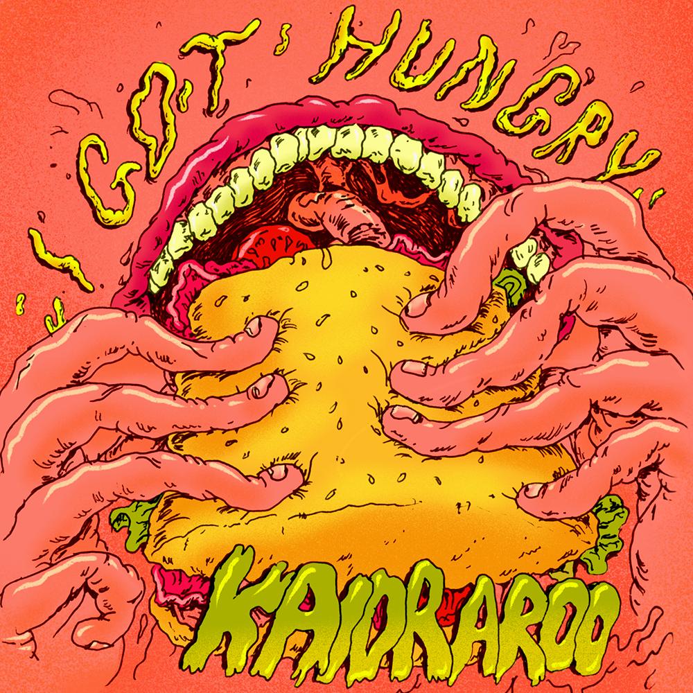 'I Got Hungry' by Kaidraroo