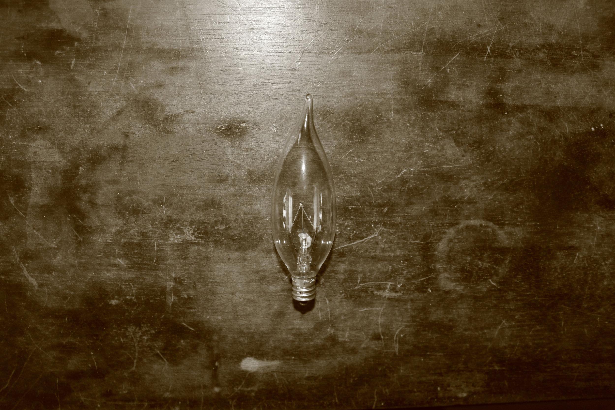 Chandelier Lightbulb