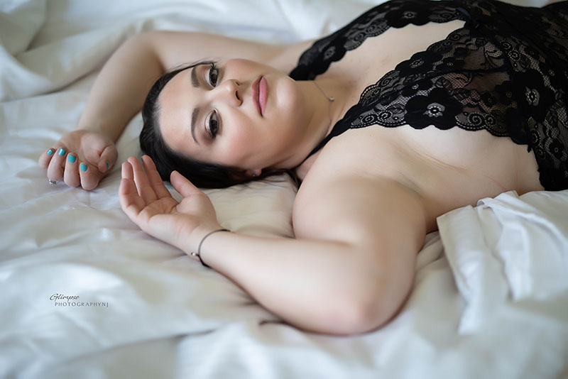 Bridal Boudoir Shoot - March 2019