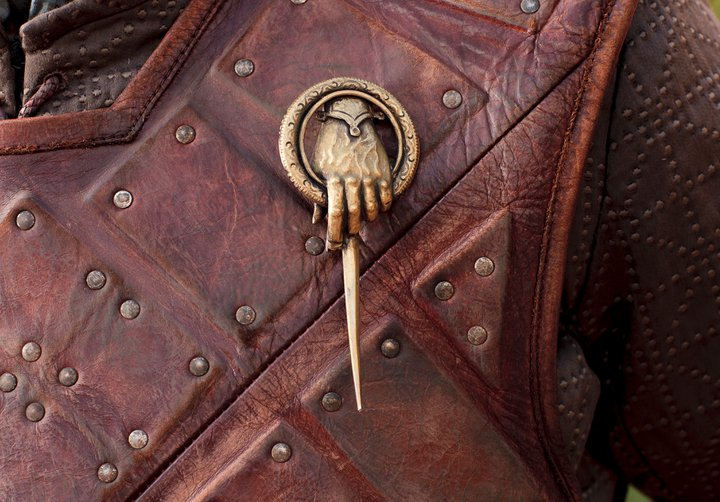 The Hand of the King/Queen Pin
