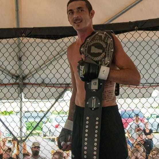"""Jay """"The Puppet Master""""Batchelder - Jay is Former 145lb DonnyBrooke Champion Notable fights, Dave Rossignal and Ali AbdulrazakHe is an independent fighterFighting style: Brawler, Boxer"""